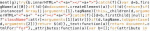 Compressed Javascript File